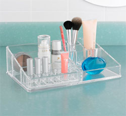 Buy The Container Store Large Acrylic Makeup Organizer Melissa - Container store makeup organizer