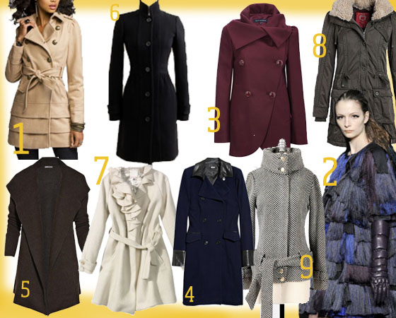 Winter Coats as Fashionable as Your Wardrobe | Melissa Meyers