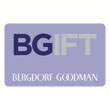 Buy Bergdorf Goodman Gift Card, $50-$1000