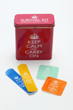 secret-santa-keep-calm-carry-on-bandaid-250