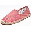 Buy Soludos Roso-Red/White Stripe Espadrille, $29