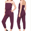 Buy Tri-Blend Pocket Jumpsuit from American Apparel, $48