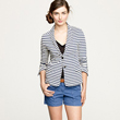 Buy Maritime-Stripe Blazer, $94.40